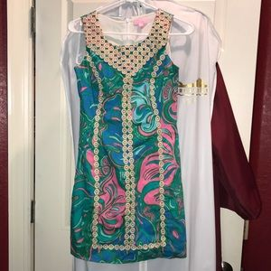 short lily pulitzer dress